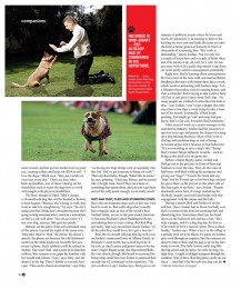 Courier Mail Q Magazine article about Red Dog
