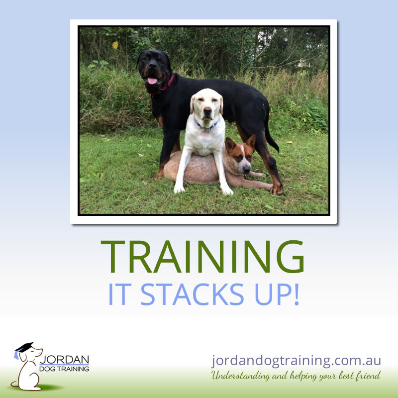 Training stacks up