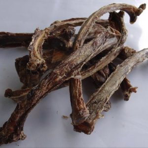 Jordan Dog Training Veal spare ribs dehydrated dog treats
