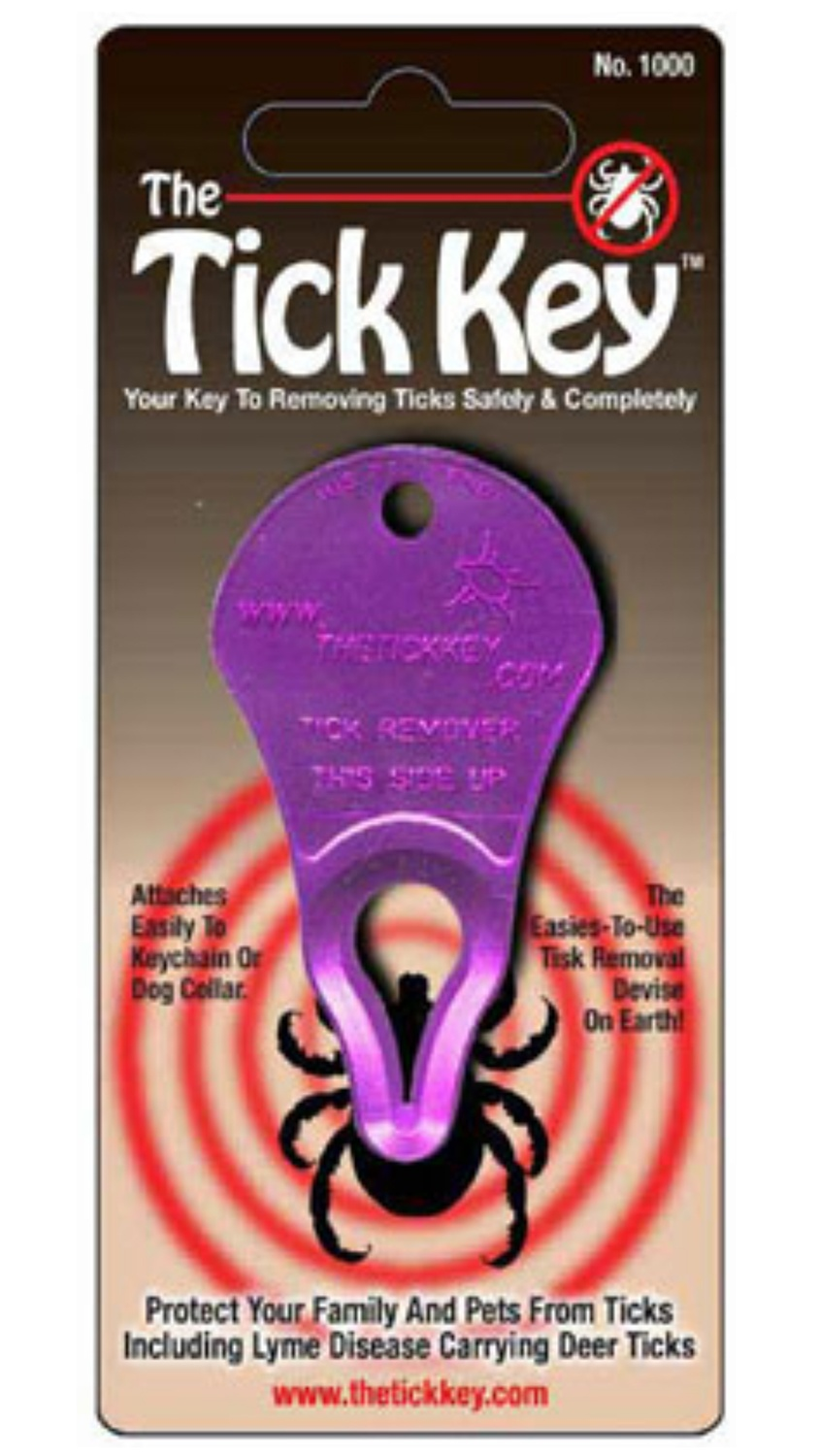 Jordan Dog Training Tick Key Tick Removal Tool