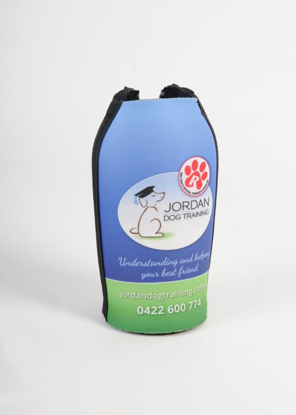 Jordan Dog Training Bottle Cooler