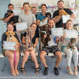 Puppy School Graduation