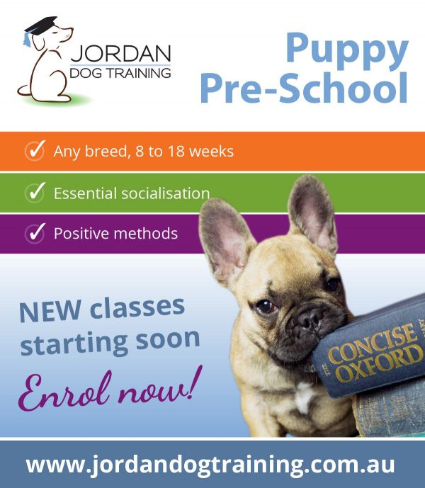 Puppy School Online Booking